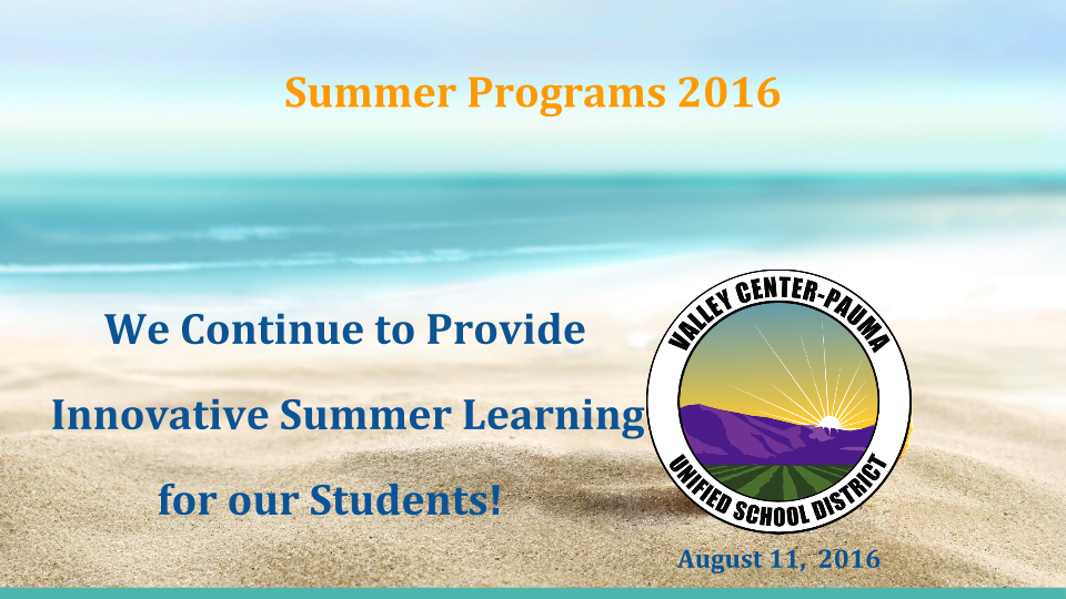 2016 Summer Programs Board Report.png