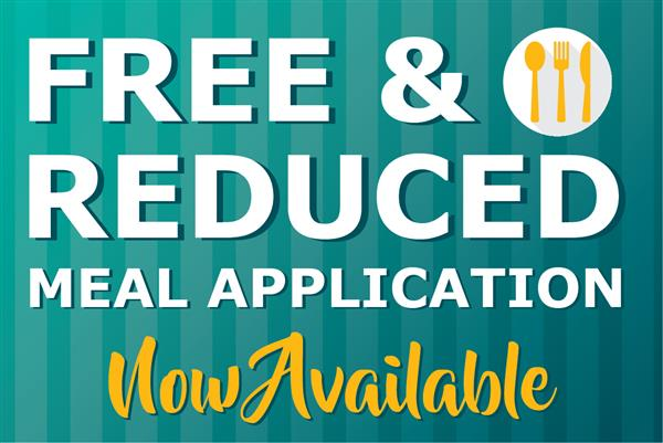 Free & Reduced Meal application logo and link