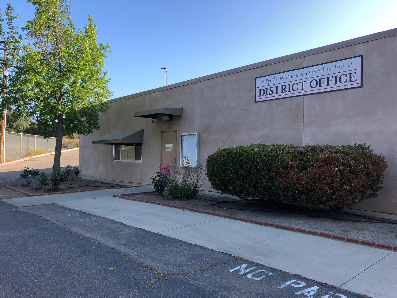 Photo of VCPUSD District Office Exterior